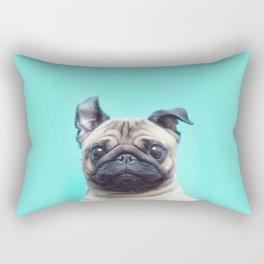 Good Boy Rectangular Pillow