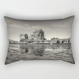The Island Castle Rectangular Pillow
