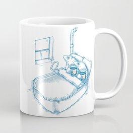 Cup O' Coffee NYC Style_sardines Coffee Mug