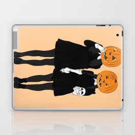 Pumpkin Heads Laptop & iPad Skin