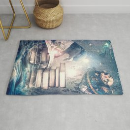 Mystery and Magic Rug