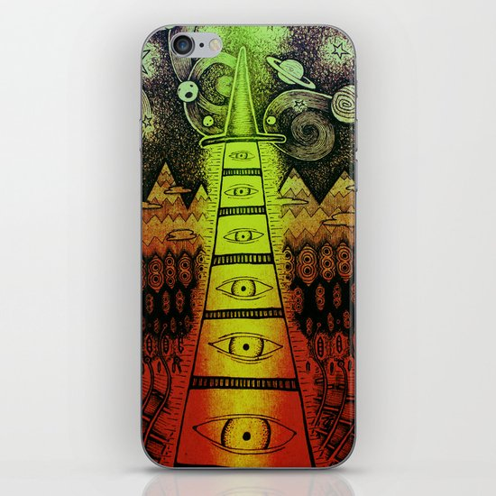 TIMEWIZARD iPhone & iPod Skin