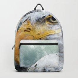 Bald Eagle Haliaeetus Backpack