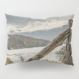 Old Fencepost  Pillow Sham