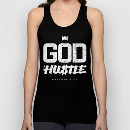 GOD & HU$TLE Unisex Tank Top