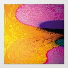 big blow Canvas Print