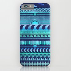 Aqua | Tribal iPhone 6s Slim Case