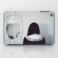 mirror iPad Cases featuring Mirror by Bella Harris