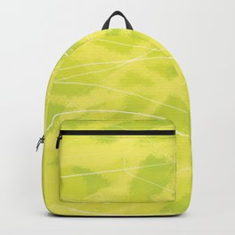 Lemon Yellow gradient colours Backpack