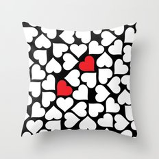 MPENZI ... love is in the air 6 Throw Pillow