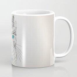 Steampunk Cat Vintage Style Coffee Mug