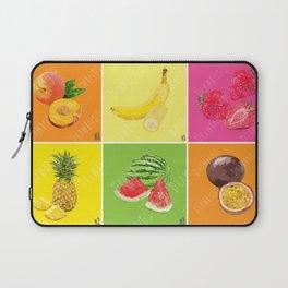 Summer Fruits Laptop Sleeve