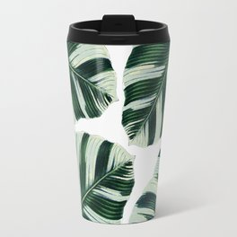 Tropical Foliage #society6 #buyart #decor Travel Mug