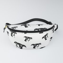 Greyhound Dog Gifts Fanny Pack
