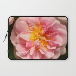 Rose heart / Coeur de rose. Laptop Sleeve