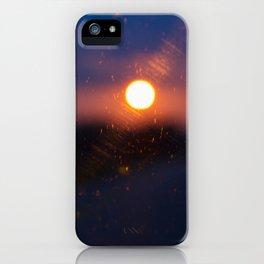 Sunrise.. Sunset.. iPhone Case