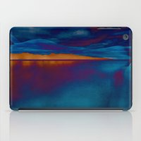 skyline iPad Cases featuring Skyline by Stephen Linhart