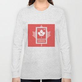 CANADA WEIM STAMP Long Sleeve T-shirt
