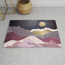 Raspberry Dream Rug