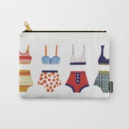 Les bikinis rétro Carry-All Pouch