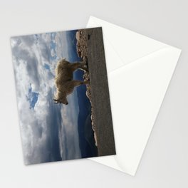 Overlooking Goat (Full) Stationery Cards