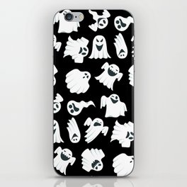Cute Halloween Ghosts iPhone Skin