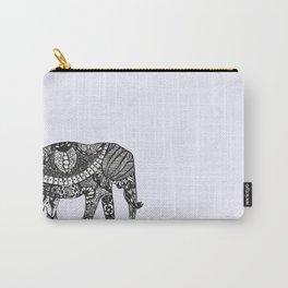 Zen Elephant Carry-All Pouch