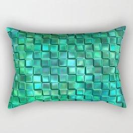 Abstract 215 Rectangular Pillow
