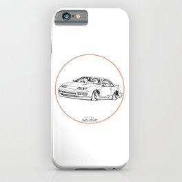 Crazy Car Art 0216 iPhone Case