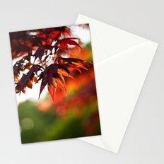 Autumn 4344 Stationery Cards