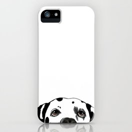 Dalmatian #1 iPhone Case
