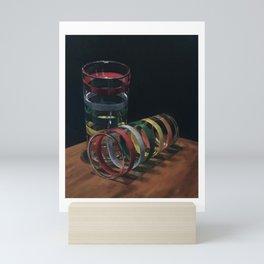 Chiarezza Mini Art Print