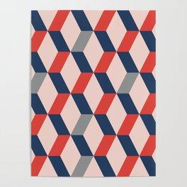 Geometric No.1 Poster