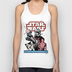 The Force Awakens Unisex Tank Top