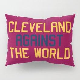 Cleveland Basketball Pillow Sham