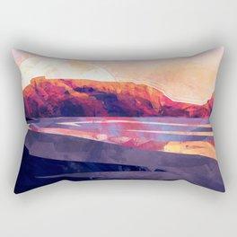 Table Mountain Africa Rectangular Pillow
