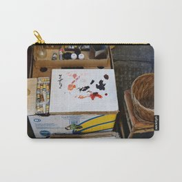 The Artist Street Shop - Lucca Carry-All Pouch