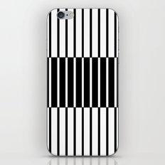 Zebras Play Piano Duet iPhone & iPod Skin