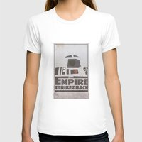 r2d2 T-shirts featuring R2D2 by David Landau