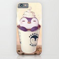 Penguin Coffee Slim Case iPhone 6