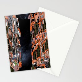Nepal Apartments Stationery Cards