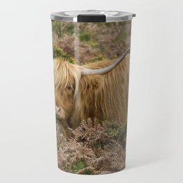 Highland Lad Travel Mug