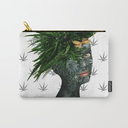 A Portrait of Mary Jane Carry-All Pouch