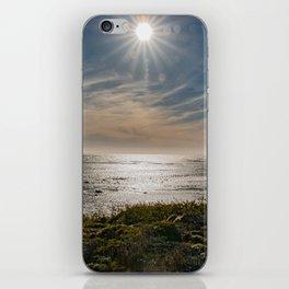 Sunstar Ano Nuevo State Reserve California Coast iPhone Skin
