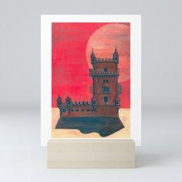 Torre de Belém Mini Art Print