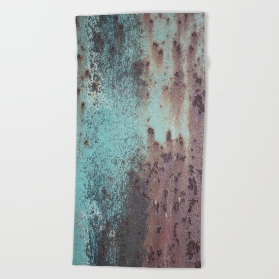 Eros-Ion Beach Towel