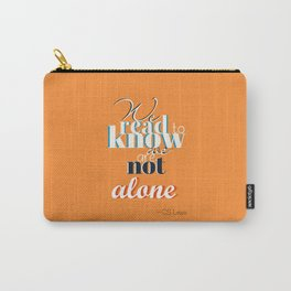 CS Lewis - Read Carry-All Pouch