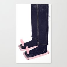 Everything but shoes N°13 Canvas Print