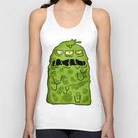 notorious Tank Tops featuring Notorious HGB by Josh Ln