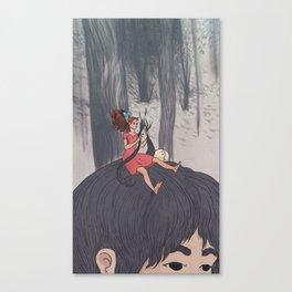 Arrietty Canvas Print